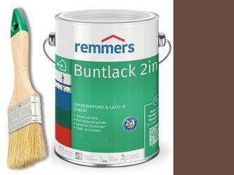 Farba renowacyjna grzejnik Remmers ORZECH 0,75 L