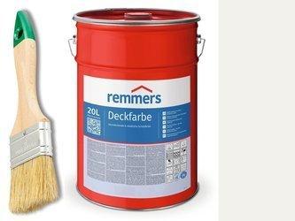 Remmers Farba do drzwi mebli metalu BIAŁY 20L
