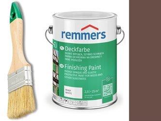 Remmers Farba do drzwi mebli ocynk ORZECHOWY 2,5 L