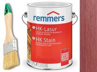 Remmers HK-Lasur impregnat do drewna 10L RABARBAR