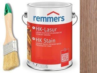 Remmers HK-Lasur impregnat do drewna 2,5L MALINOWY