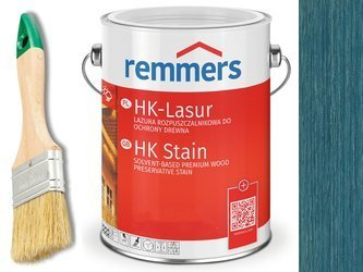 Remmers HK-Lasur impregnat do drewna 2,5L WODOSPAD