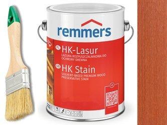Remmers HK-Lasur impregnat do drewna 2,5L ZACHÓD