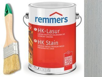 Remmers HK-Lasur impregnat do drewna 5L SZARY