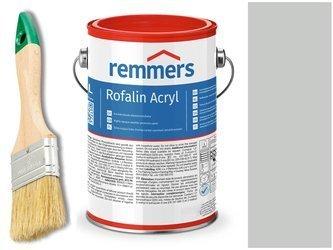 Remmers Rofalin Acryl farba do drewna SZARY 5 L