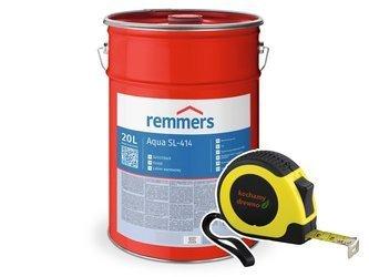 Remmers SL-414/20 Lakier wodny drewna 20L MAT