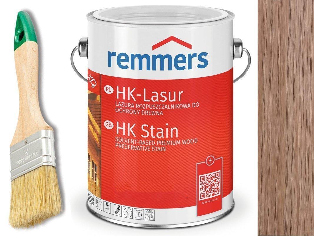 Remmers HK-Lasur impregnat do drewna 10L MALINOWY
