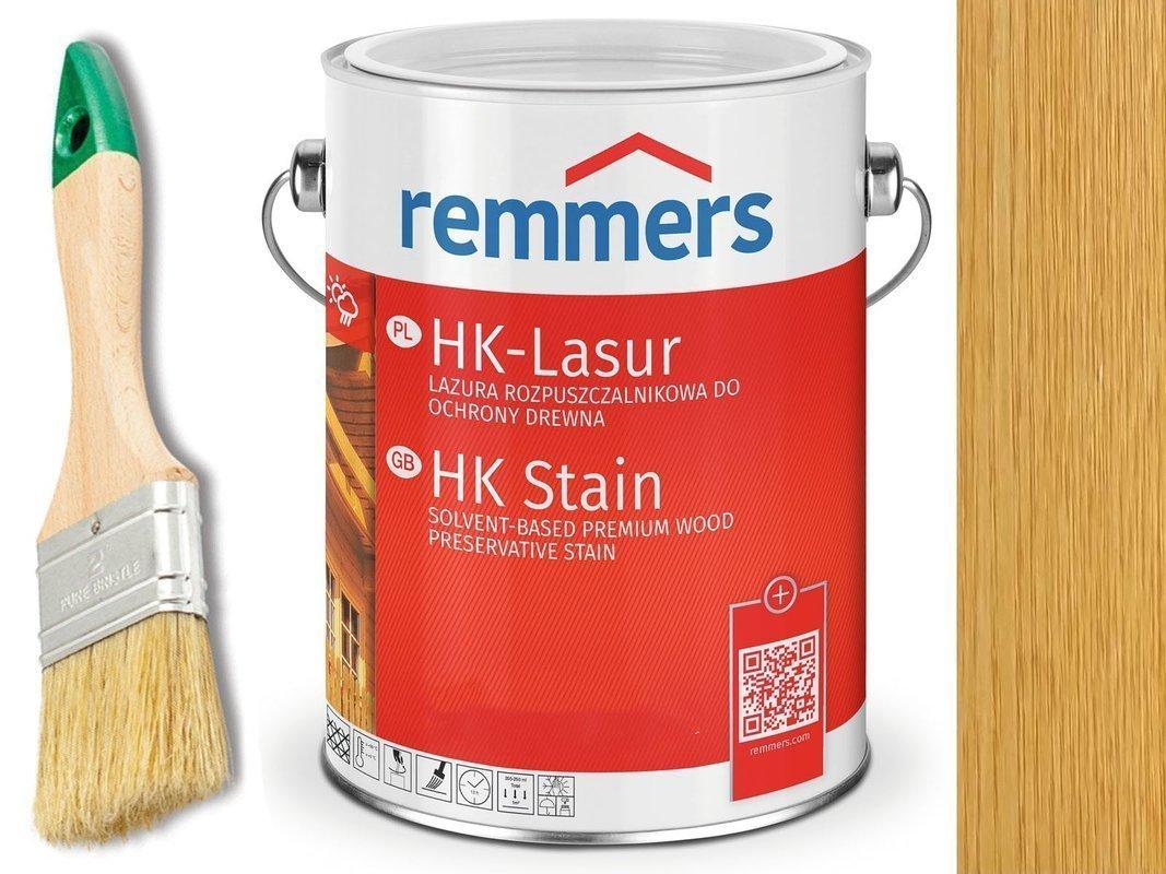 Remmers HK-Lasur impregnat do drewna 10L SŁOMKOWY
