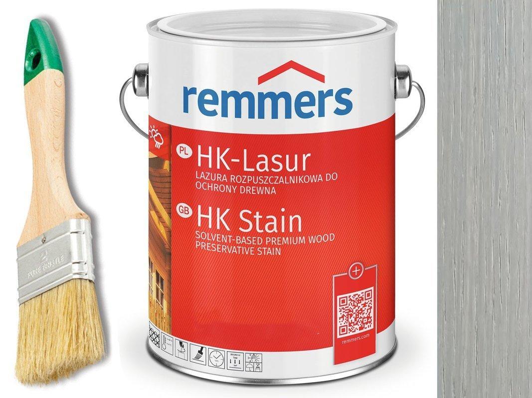 Remmers HK-Lasur impregnat do drewna 2,5L MLECZNY