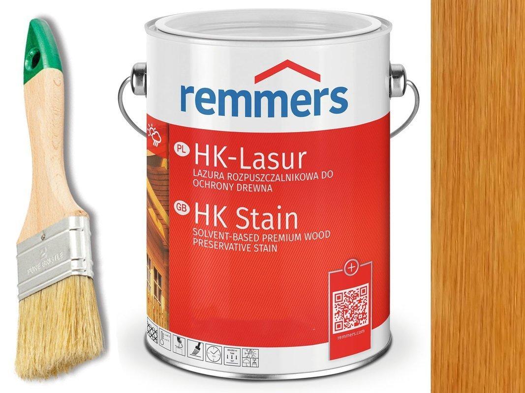 Remmers HK-Lasur impregnat do drewna 2,5L TEAK