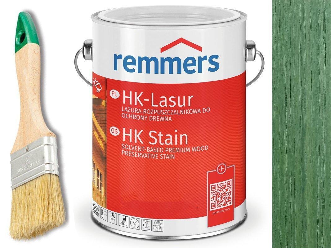 Remmers HK-Lasur impregnat do drewna 2,5L TRAWA