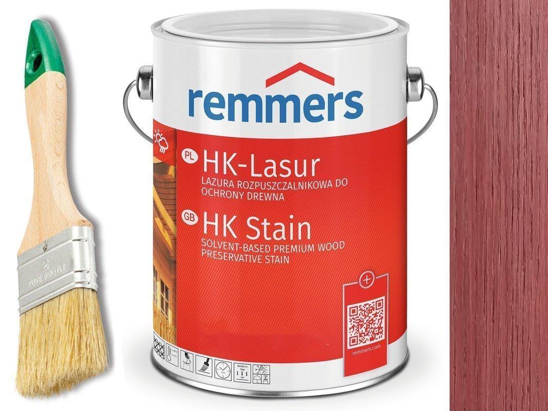 Remmers HK-Lasur impregnat do drewna 20L RABARBAR
