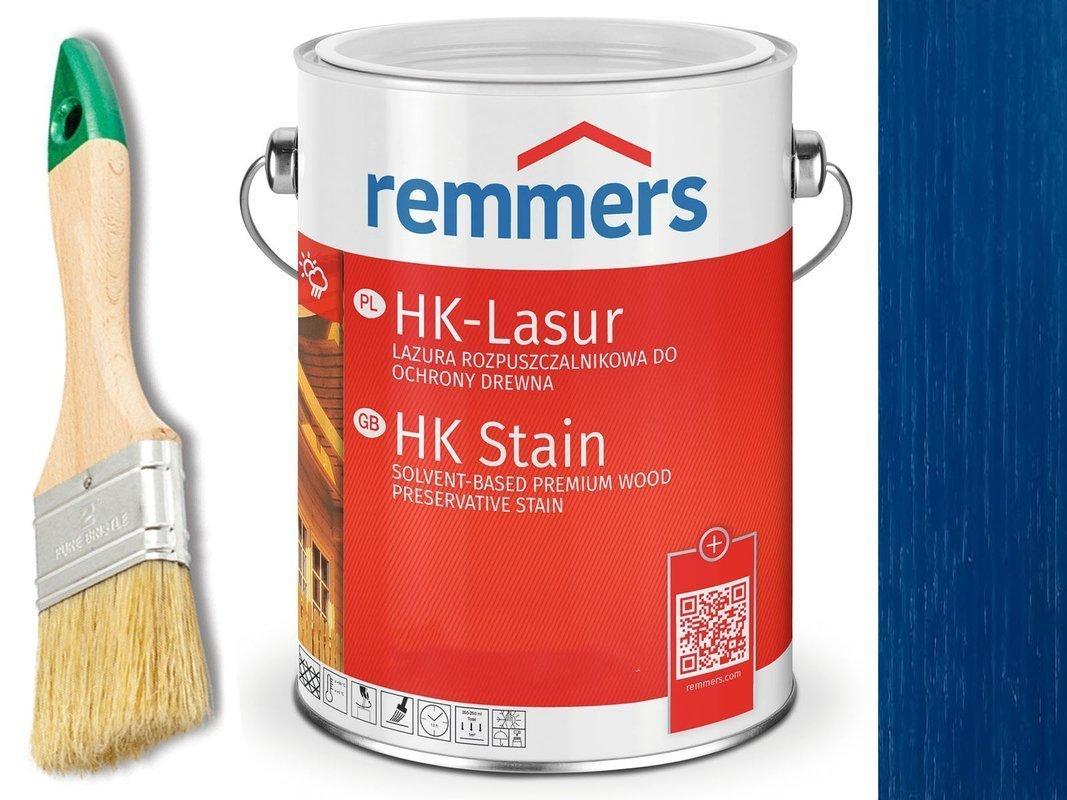 Remmers HK-Lasur impregnat do drewna 5L INDYGO