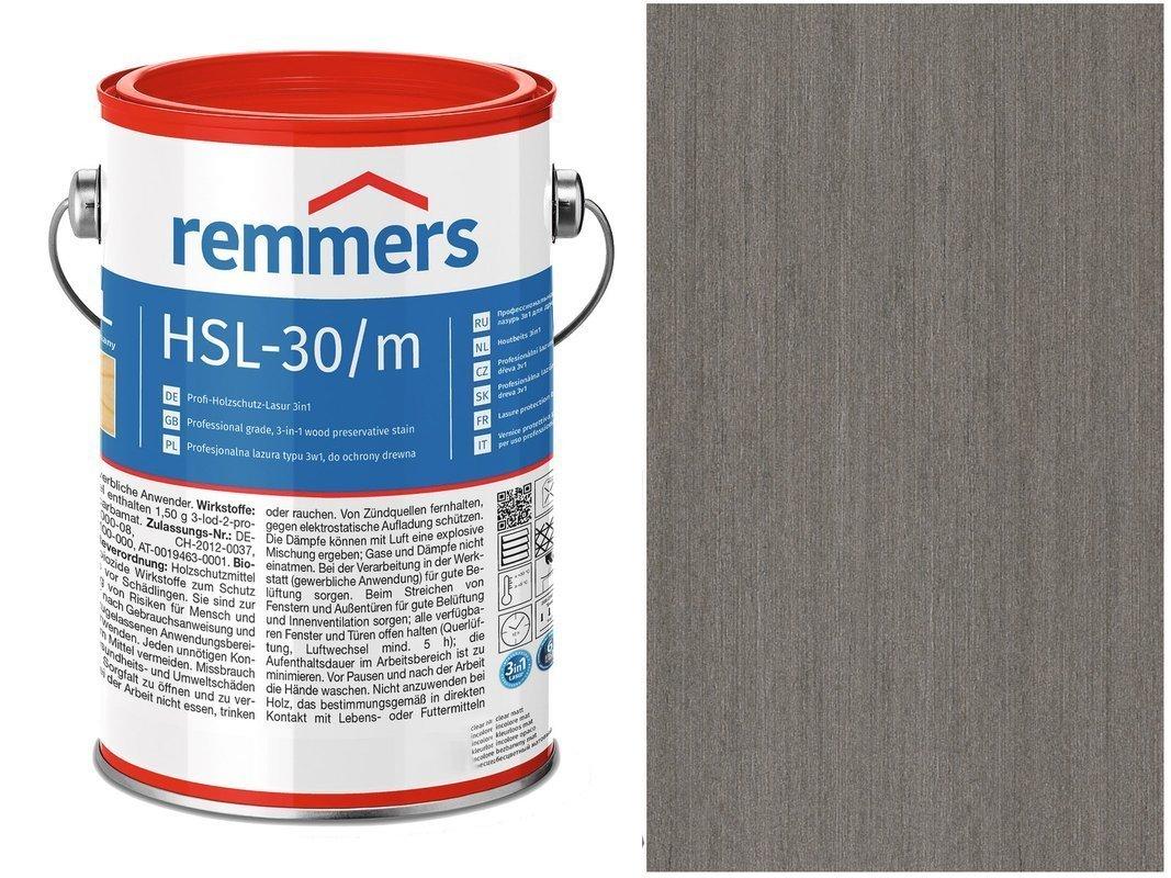 Remmers HSL-30 Profi HK-Lasur Grafitowy 10L