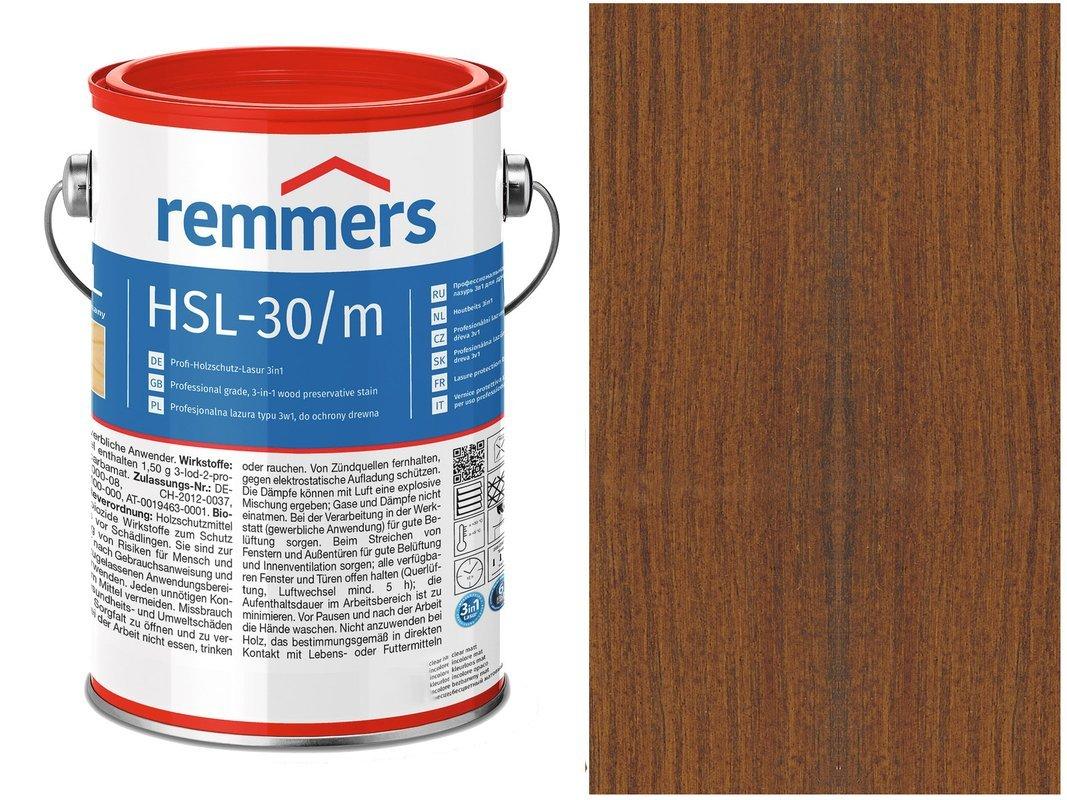 Remmers HSL-30 Profi HK-Lasur Orzech 5L