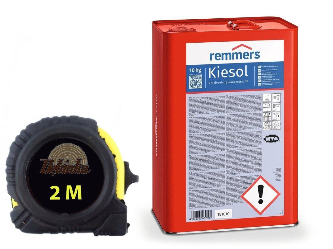 Remmers Kiesol system USZCZELNIANIA budowli 10KG