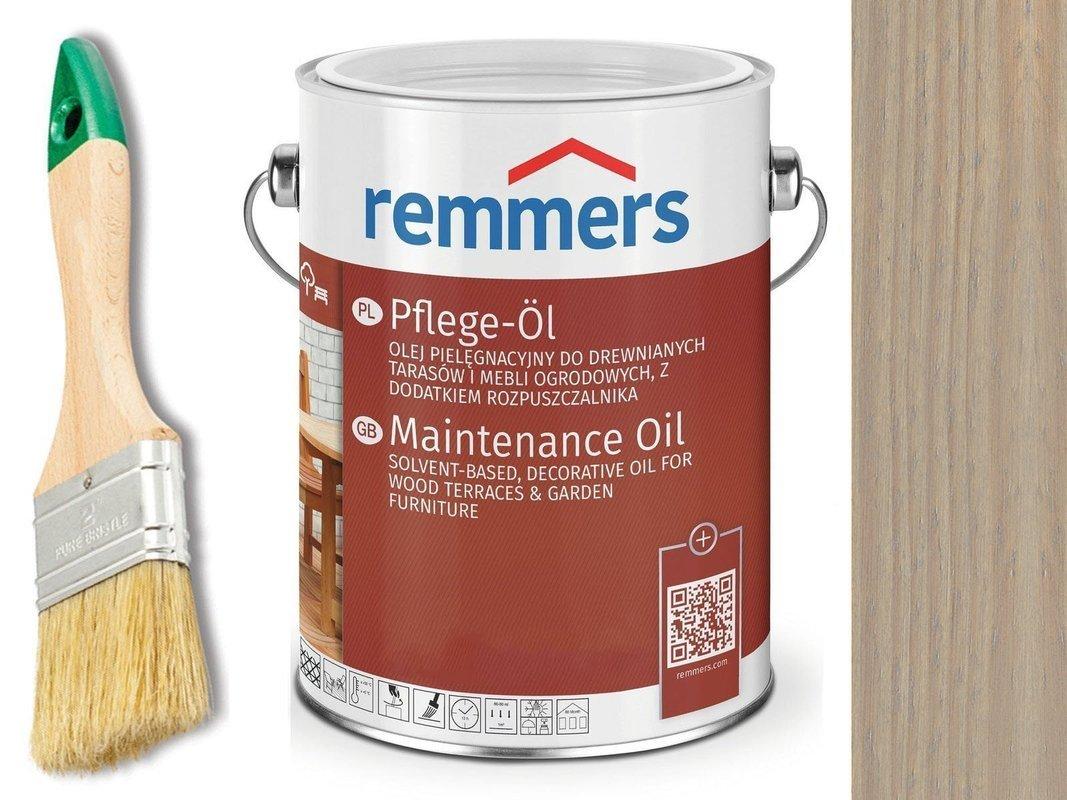Remmers Pflege-Ol olej do tarasu SREBRNOSZARY 0,75